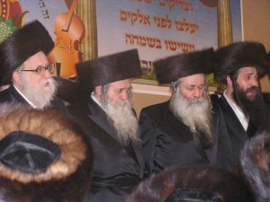 The ultra-orthodox sector - Likely to be hurt