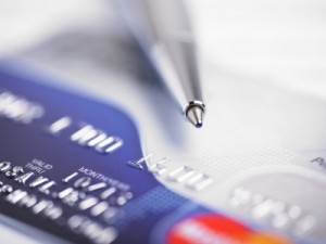 Credit Card - Almost the only alternative for cash